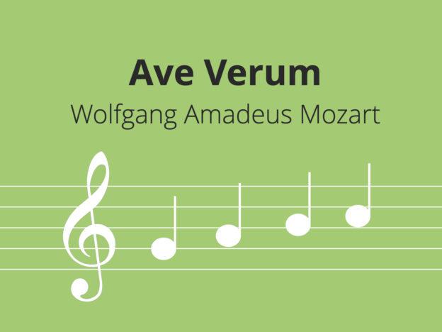 Ave Verum, Mozart course image