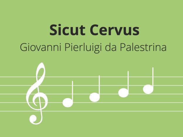 Sicut Cervus, Palestrina course image